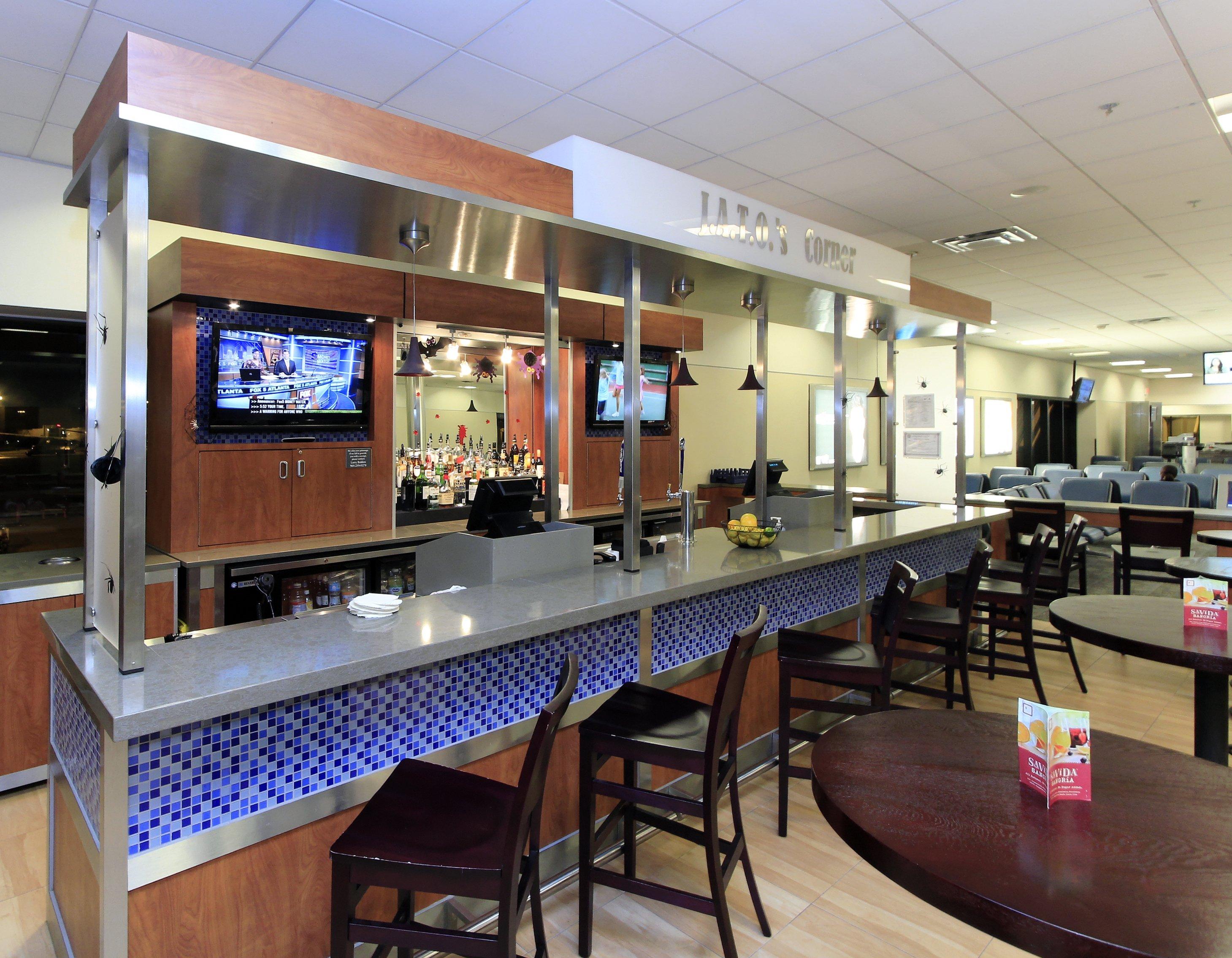 ATL Airport Jatos Lounge