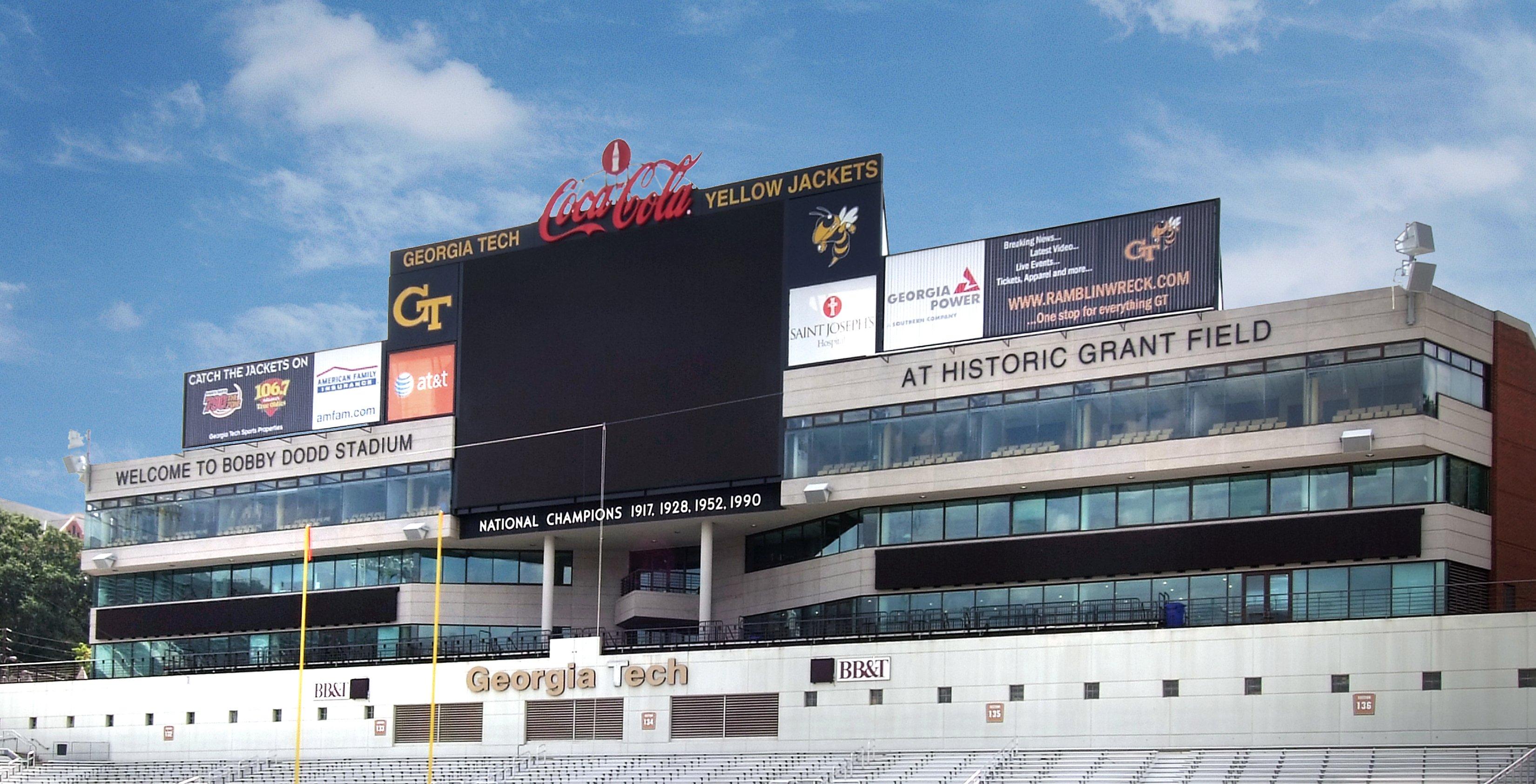 Scoreboard View 1